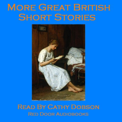 More Great British Short Stories audiobook cover art