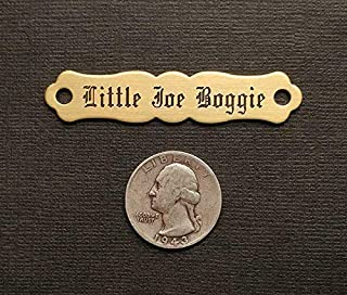 Best saddle name plate Reviews