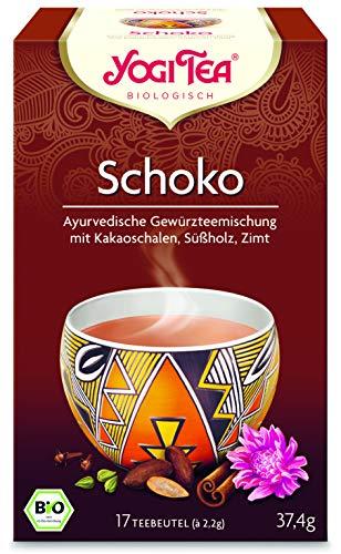 Yogi Tee SCHOKO - 17 Tee Beutel - Yogi Tea -