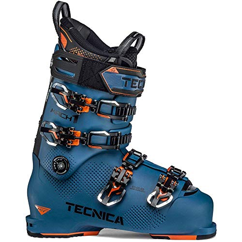 Moon Boot Tecnica Mach1 MV 120 Chaussures de ski Bleu foncé