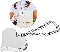 VBESTLIFE Pocket Alarm, 130db Personal Alarm Keychain, Personal Security Alarm Keychain voor ouderen/nachtwandelaars/atlet...