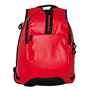51A+84M54vL. SS300  - Perona Urban Mochila Escolar, 44 cm, Rojo