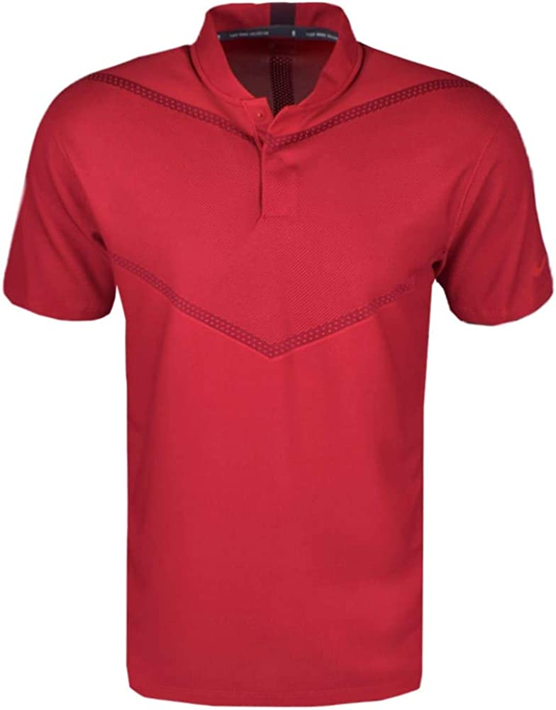 Nike Golf Dri-FIT Tiger Topics Today's only on TV Woods Blade Polo