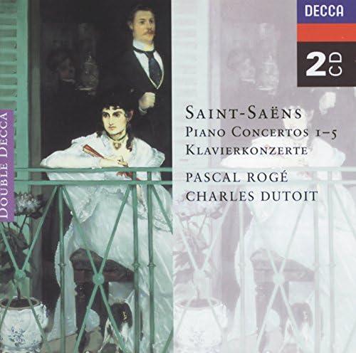 Pascal Rogé & Charles Dutoit