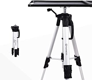VANKYO Aluminum Tripod Projector Stand, Adjustable Laptop Stand, Multi-Function Stand, Computer Stand Adjustable Height 1...