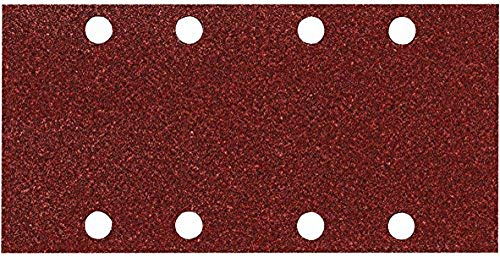 Makita P-36120 - Papel de lija, 93 x 230 mm, k240, 50 piezas,