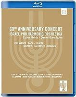 60th Anniversary Concert - Israel Philharmonic Orchestra [Blu-ray]