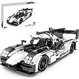 FYHCY Blocchi tecnologici da Corsa Kit Auto Sportiva per porscho 919, 727 Blocchi da Costruzione Auto da Corsa Tecnologia con Motore Pull-Back, Giocattoli da Costruzione Compatibile con Lego Technic