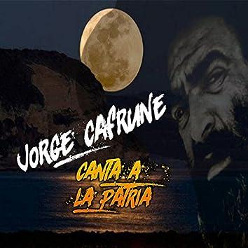 Jorge Cafrune Canta a la Patria