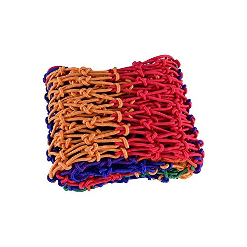 New WANIAN Children Protection Safety Rope Net - Color Children Stairs Safety Protection Net Balcony...