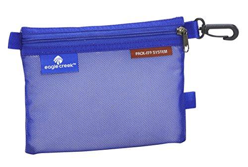 Eagle Creek Pack-It Original  Sac S I Kulturbeutel mit Clip  I Organisation für die Reise und für Zuhause I Koffer- und Home Organizer