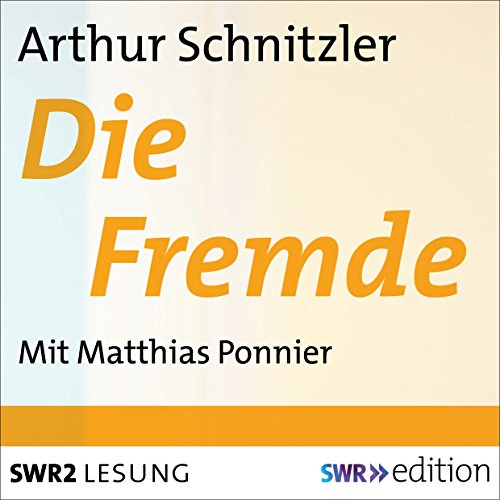 Die Fremde  By  cover art