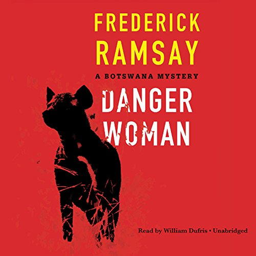 Couverture de Danger Woman