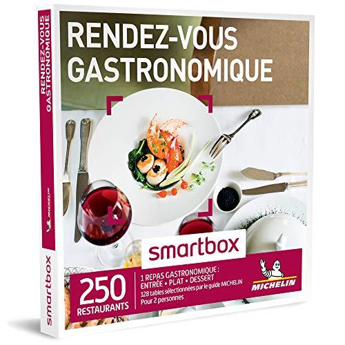 SMARTBOX - Coffret Cadeau - RENDEZ-VOUS GASTRONOMIQUE - 250...