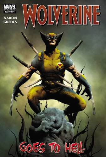 Top 14 wolverine goes to hell omnibus for 2020