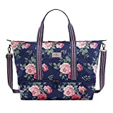 Cath Kidston Foldaway Double Decker Travel Bag'Antique Rose'