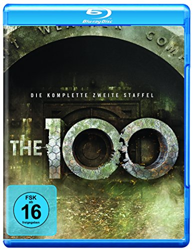 The 100 - Die komplette 2. Staffel [Blu-ray]