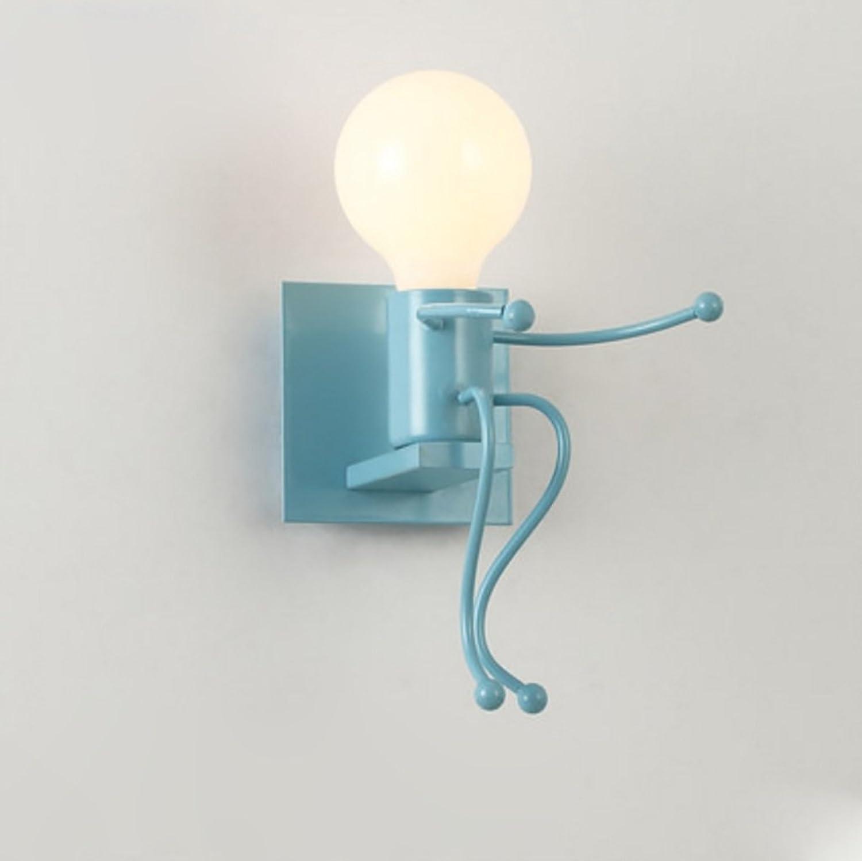 Wandlampe Kreative Nachttischlampe Einfache Treppe Flur Ganglampen Kinderzimmer Hirschkopf Nordic Schlafzimmer Wohnzimmer Wandleuchte Wandleuchten