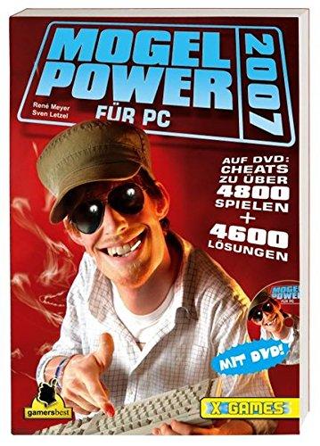 Mogel Power 2007 für PC - Auf DVD: Cheats zu über 4800 Spielen + 4600 Lösungen (X-Games)