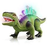 STEAM Life Walking Dinosaur Toy - Robot Dinosaur Toy Walks,...
