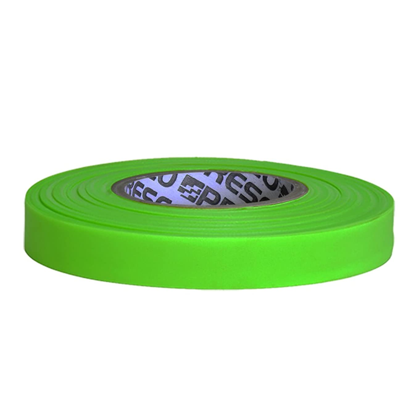 Presco Nursery Roll Flagging Tape: 1/2 in. x 50 yds. (Neon Green)