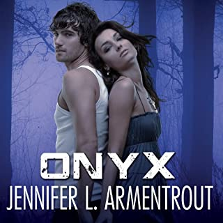 Onyx audiobook cover art