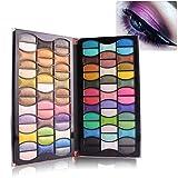 BrilliantDay set palette 82 colori ombretti makeup cosmetici professionali