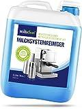 WoldoClean Milchsystemreiniger für Milchaufschäumer & Milchsysteme - 5 Liter inkl. Ausgießer