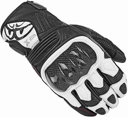 Berik LDX Damen Handschuhe L Schwarz/Weiß