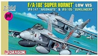 Dragon 1/144 F/A-18E Super Hornet (Twin Pack)