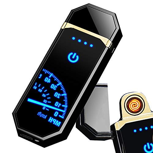 USB Appearance Rechargeable Lighter with LED Display/USB Charging Cable