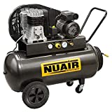 AIRUM - Compresor 3Hp. 100L. Nuair B-2800 B3M