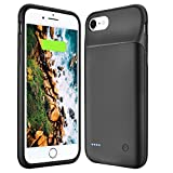 Wixann Battery Case for iPhone 6/6s/7/8/SE 2020 Upgraded 3200mAh Slim Portable Charging Case
