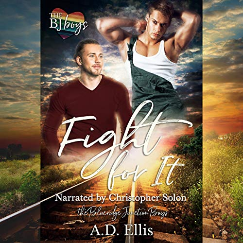 Fight for It audiobook cover art
