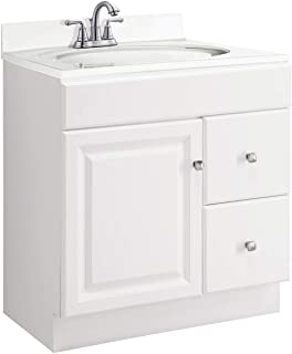 Best 26 vanity with drawers Reviews