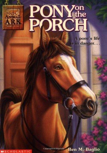 Pony on the Porch (Animal Ark Series #2)