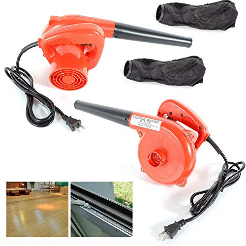 Best Review Of 1000W/700W Electric Air Blower Hand Operated Vacuum Dust Cleaner Tool Electric Operat...