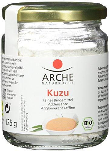 Arche Bio Kuzu, feines Bindemittel, 2er Pack (2 x 125 g)