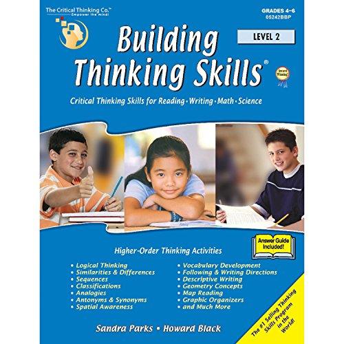 The Critical Thinking Building Thinking Skills Level 2 School Workbook