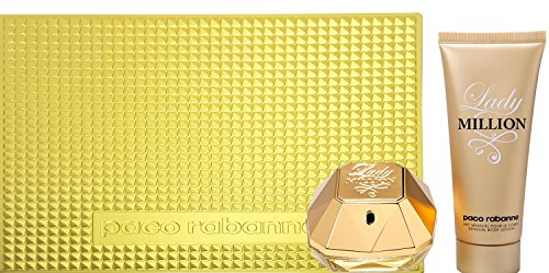Paco Rabanne LADY MILLION COFANETTO EDP 50 + BODY LOTION 75, 125 ml