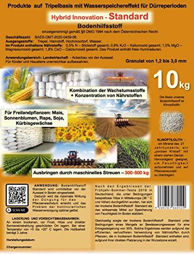 Hybrid Innovation Bodenhilfsstoff Standard