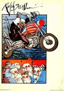 Ralph Steadman (Gonzo Cover) Art Poster Print - 24x36 Movie