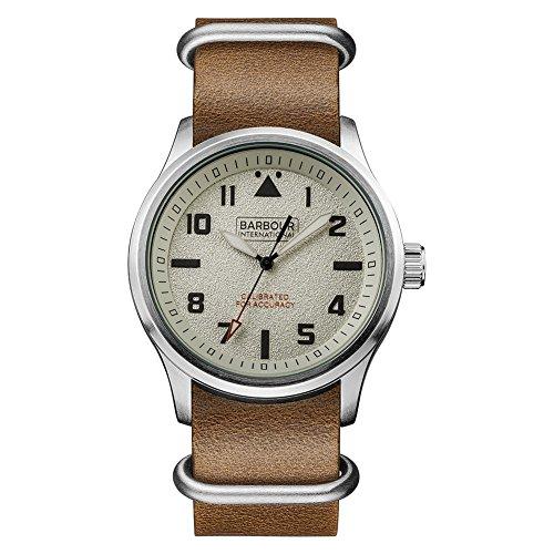 Barbour BB052SLBR Reloj de Hombres