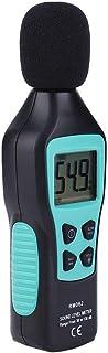مقياس مستوى الصوت 30-130 ديسيبل جهاز اختبار كشف الضوضاء موثوقية عالية للمنزل للطرق المرورية للغرف الصالحة للسكن