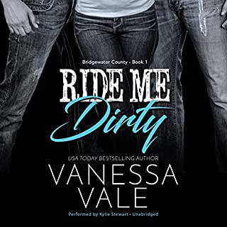 Ride Me Dirty audiobook cover art