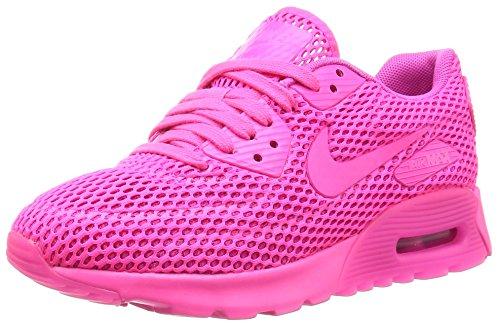 Nike Damen W Air Max 90 Ultra Br Kurzschaft Stiefel, Rosa, 36.5 EU