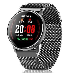 DIGGRO DX01 Smart Watch Reloj Inteligente Hombre Mujer Niños ...