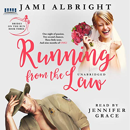 Running from the Law audiobook cover art
