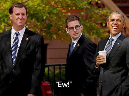 """Highlights - Tonight Show Obama Expressions: The """"Ew!"""""""