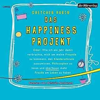 Das Happiness Projekt Titelbild